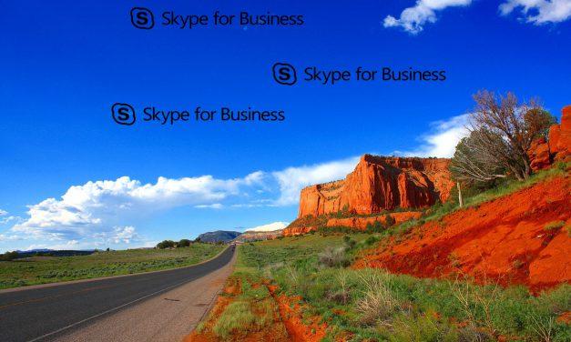 Skype for Business server prerequisites
